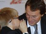 Дени Байсаров с отцом