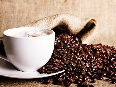 Аромат кофе помогает снять стресс