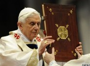 Пять лет служения Папы Бенедикта XVI