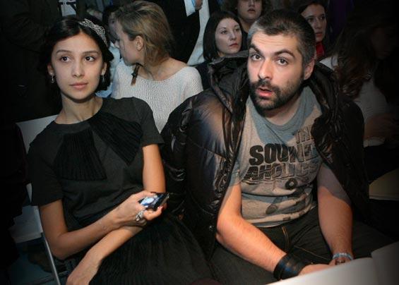 Равшана Куркова закрутила роман с фотографом   Новости шоу-бизнеса