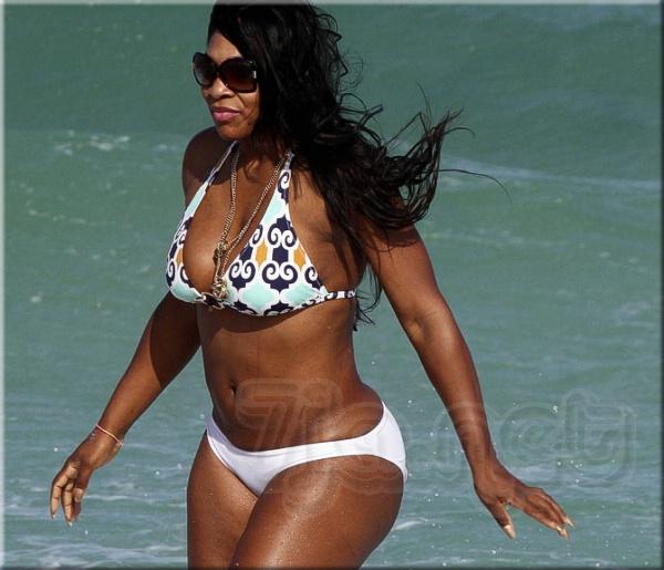 Серена Уильямс в Майами