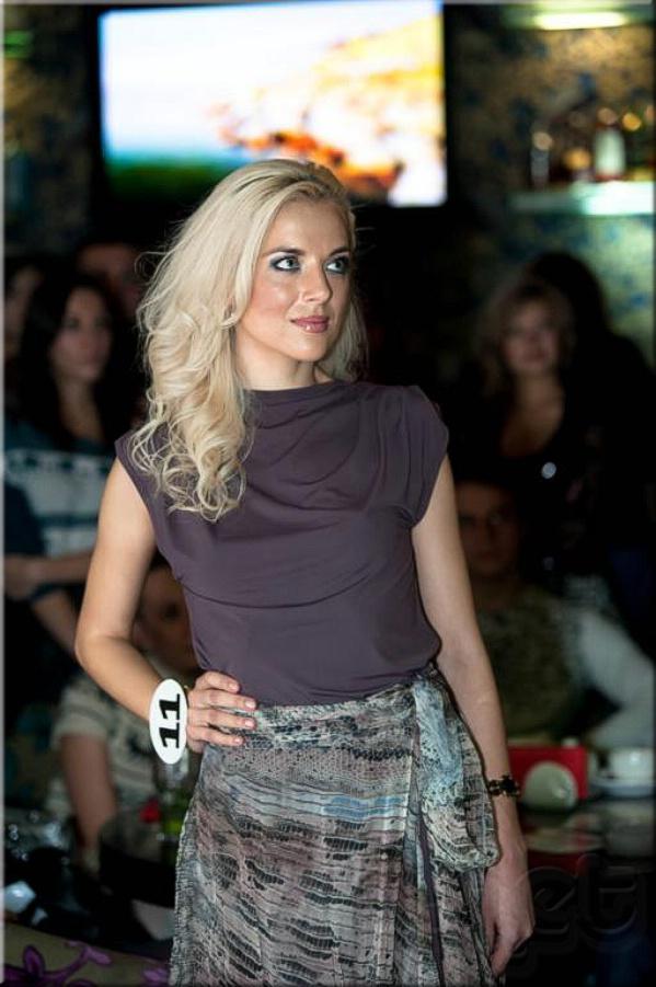 Мисс-Богиней Олимпа стала 18-летняя  Марина Патьева