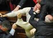 Расследование потасовки в парламенте: обещания и сомнения