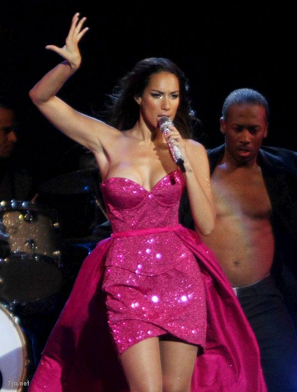 Леона Льюис хочет исполнять танцевальную музыку