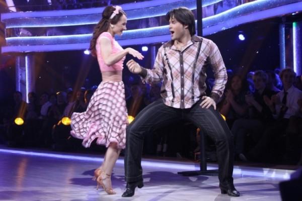 Танцi с зiрками