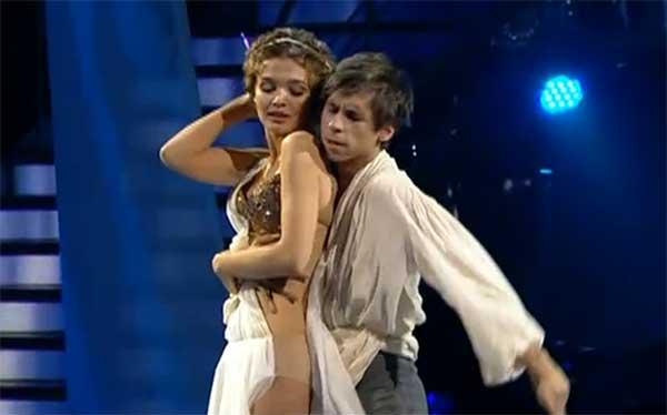 Анна Пославская и Антон