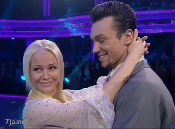 Елена Корикова и Антон Киба