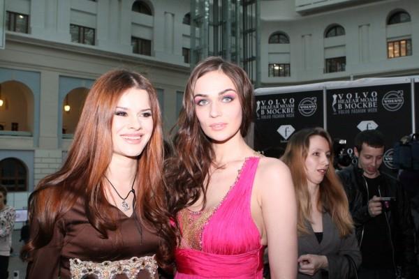 Волочкову бойкотировали на Неделе Моды