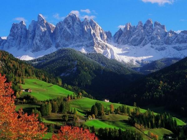 Недвижимость в италии дома