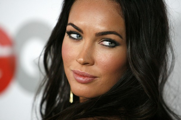 Megan Fox Eye Makeup Megan Fox Eye Makeup Tutorial Close