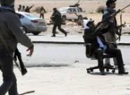 Боевые действия в Ливии продолжаются неподалеку столицы