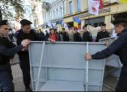 Тимошенко привезли из СИЗО в суд