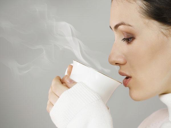 Кофе помогает бороться женщинам с депрессией