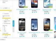 За покупкой телефона в Интернет магазина