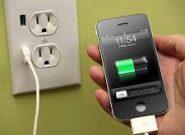 Новая батарея для телефона