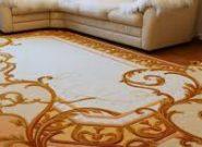 Шерстяные ковры вновь в моде