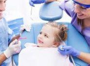 Визит к стоматологу. Забота о здоровье ребенка