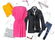 сайт одежды