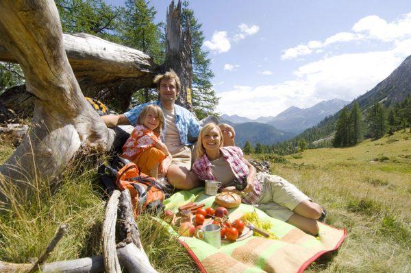 отдых в Карпаты с детьми