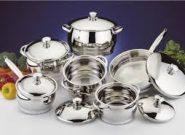 Преимущества приготовления полезной пищи с посудой Berghoff