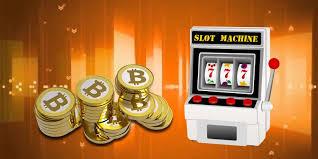 Играть в игровые автоматы можно и на биткоины