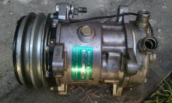 Что такое компрессор автомобильного кондиционера и где его купить?