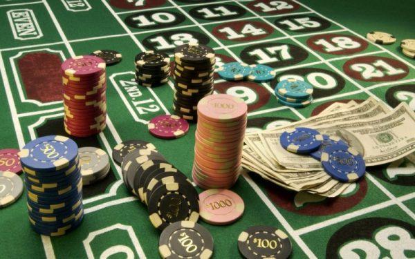 онлайн сервисе казино
