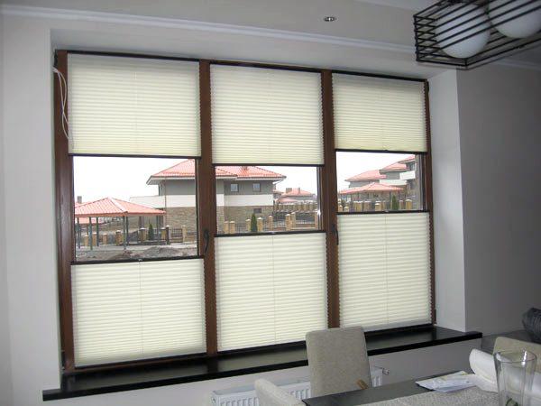 5 причин выбрать шторы-плиссе