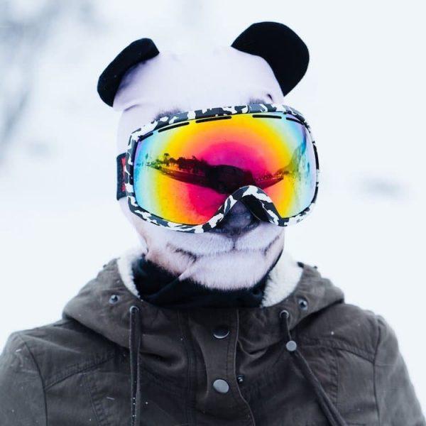 Как выбрать лыжные очки для тех, кто носит корректирующие?