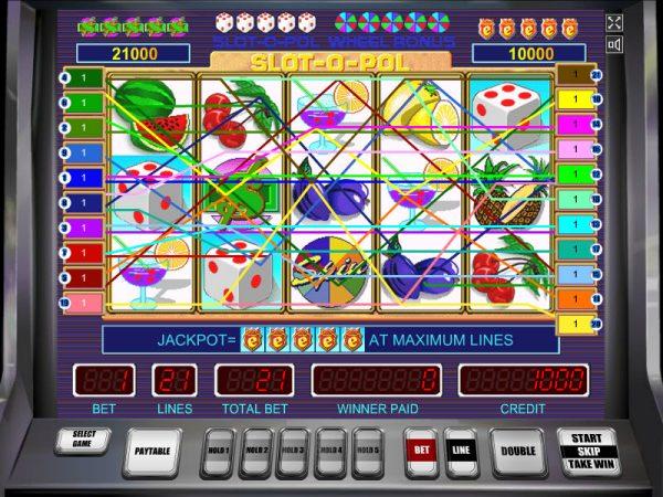 делюксовые игровые автоматы
