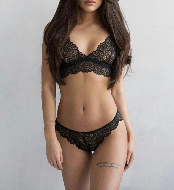 Нижнее белье способно подчеркнуть природную красоту каждой женщины