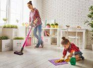 Как навести порядок в доме и не упасть от усталости