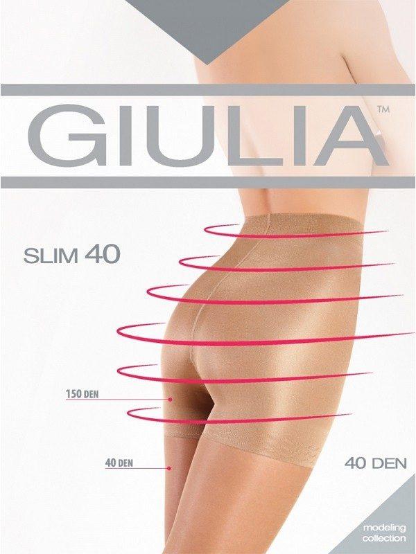Giulia Slim 40 Den интернет магазин planetakolgot.com.ua