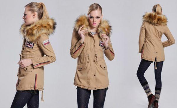 Женские куртки-парки – удобство и комфорт