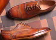Как правильно носить мужские туфли
