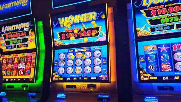 Игровые автоматы в демо-версии