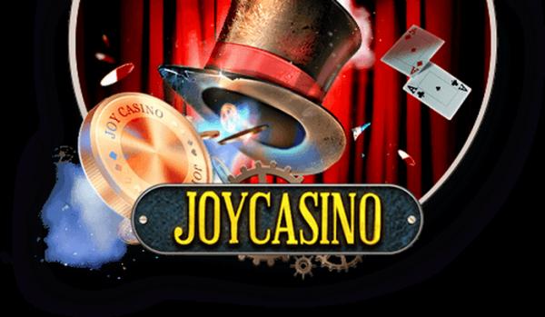 ДжойКазино предлагает азартные игры бесплатно