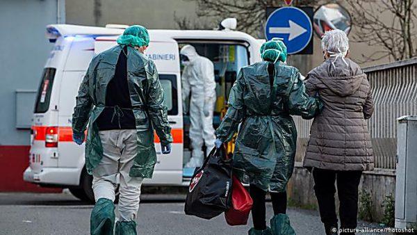 По результатам тестов шестерых госпитализированных в Черновцах коронавируса у них нет