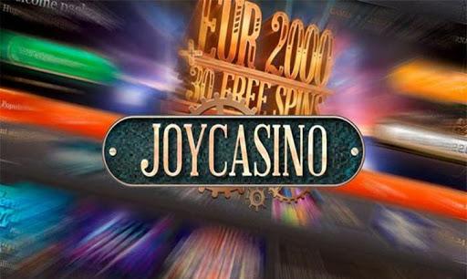 азартные игры JoyCasino бесплатно