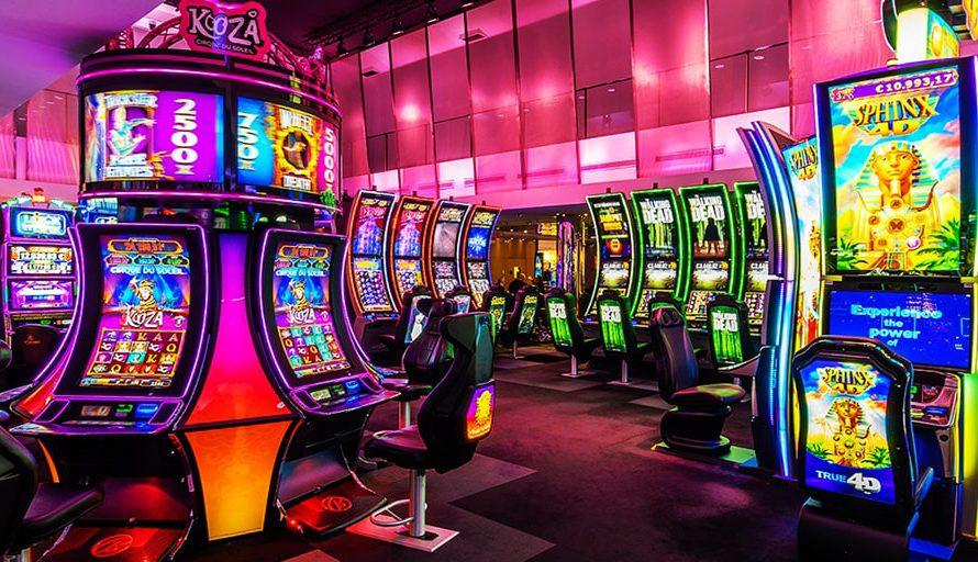 Игровые автоматы онлайн – отличный способ хорошо провести время