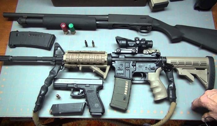 Выбор лучшего оружия для защиты вашего дома