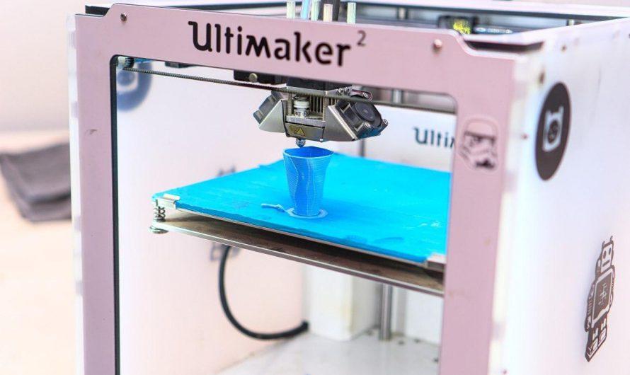 3D-печать как будущее автомобильной промышленности
