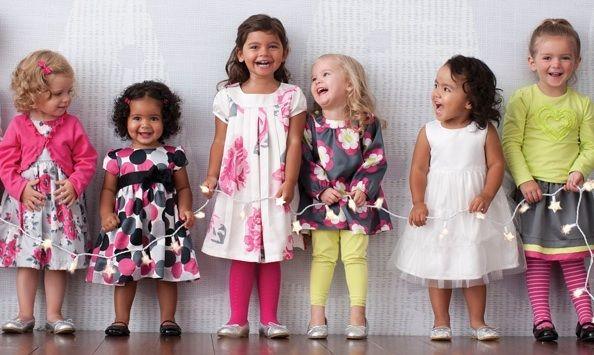 Вибираємо дитячий одяг від Carters
