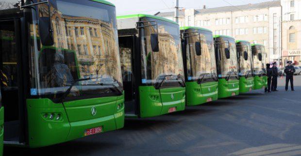Автобусные маршруты к морю и в Москву