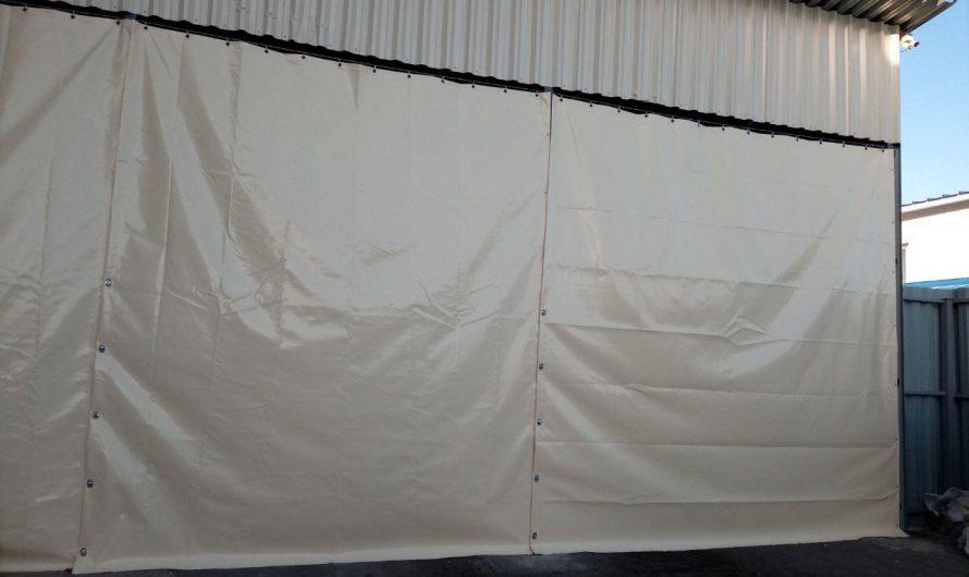 Особенности изготовления стен из мягкого ПВХ материала
