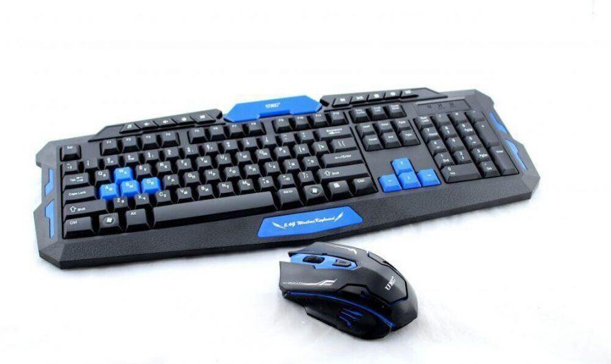 Как правильно выбрать игровые клавиатуру и мышь для игры