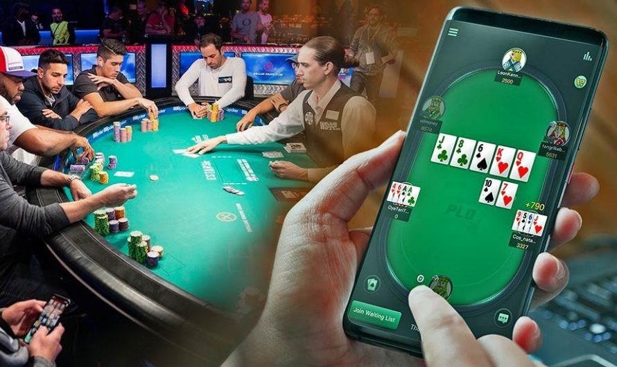 Вы впервые играете в покер онлайн на сайте Cosmolot